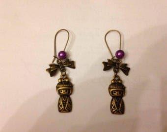 Pierce earrings