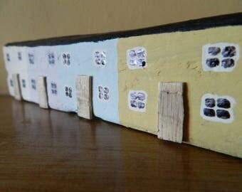 Cornish coastguard cottages
