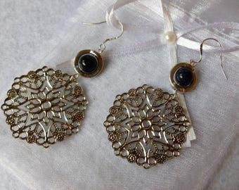 """""""Queen of Sheba"""" earrings"""