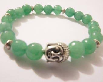 Tibetan Aventurine bracelet