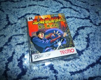 Ninja Ryukenden - Nintendo Game Boy GB Japan