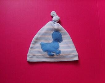 Newborn fabric bonnet