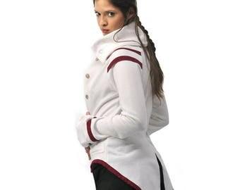 "Albatross-S ""White magic"" tail-coat"
