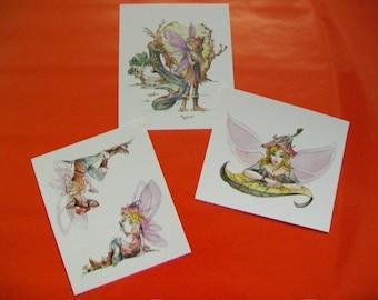 Fairy prints-Magic drawings