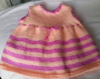 Little baby sleeveless dress