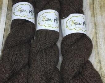 Shetland Wool Brown
