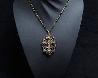 Limited Edition Rose Cross