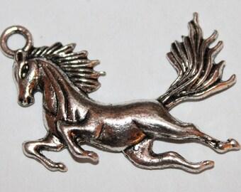 charm horse, 50 mm