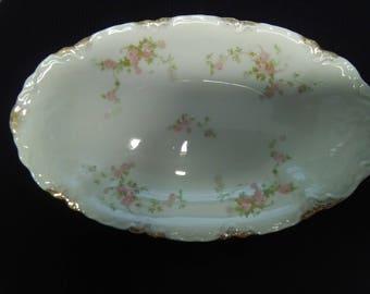 Warwick porcelain tray