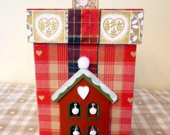 Christmas Style English music box