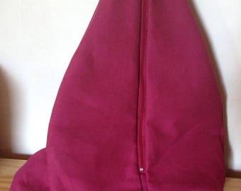 Back cross shoulder bag