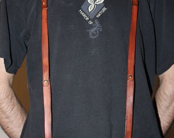 Straps New Style Brown Boise (without stone) - to order-