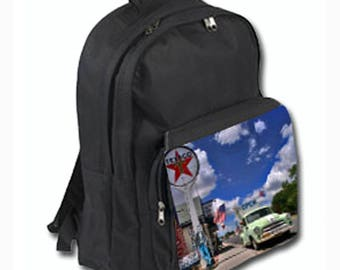 Backpack personalized with your photo