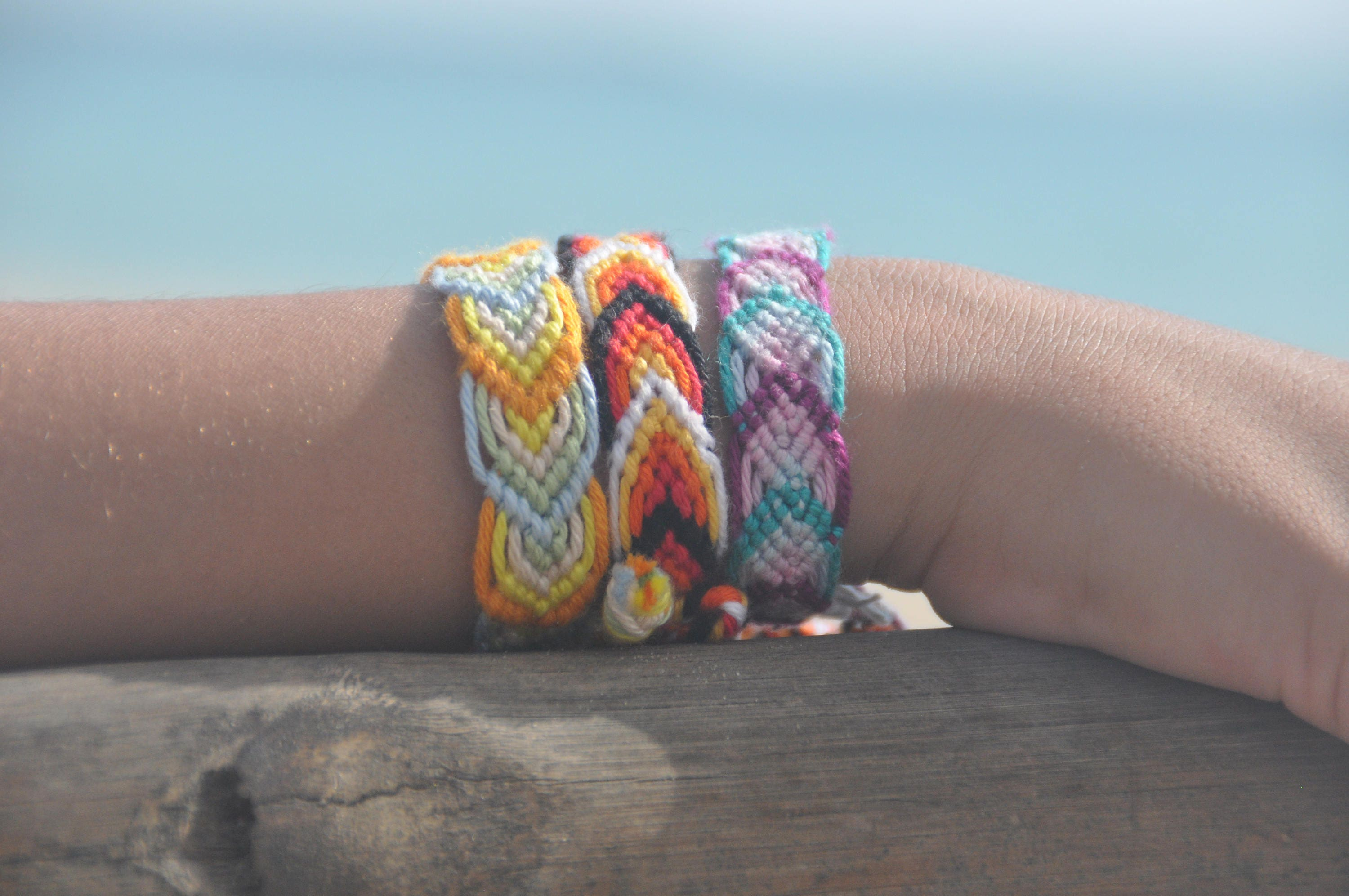knotted knots rope adjust to the fiber knot bracelets nautical your slip how and bracelet