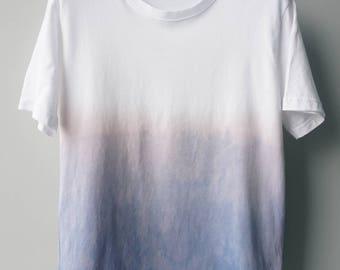 Dip Dye Rusty Super Soft T-Shirt