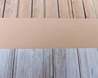 3 sheets of paper decopatch 40 X 60 cm imitation wood blade parquet wood Brown