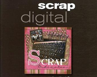 BOOK FIVE COMPUTER DIGITAL SCRAPBOOKING