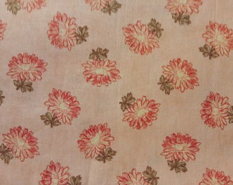patchwork background saumonne 3991 moda fabric