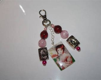 Jewelry bag and beads