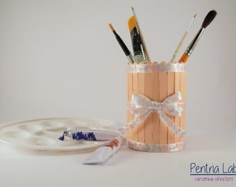 Pen holder upcycling