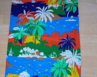 PAREO for girl: 6-8 years cotton Sun: 108 x 67 cm