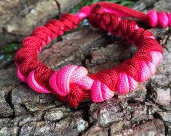 Paracord 550 survival bracelet