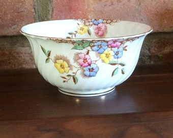 Vintage Foley Bone China Sugar Bowl  - 1948-1963