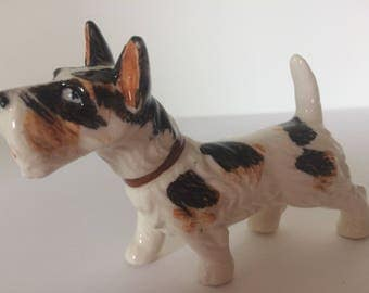 Spotted Terrier, Vintage Made in Japan