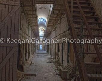 Eastern State Penitentiary- A Work in Progress