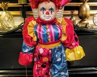 Circus Parade Clown collection