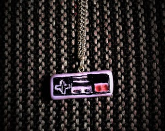 NES Controller Necklace