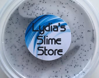 Cookies and Cream Slime