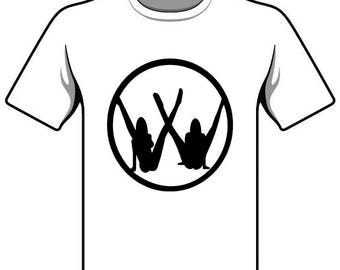 VW tshirt slogan T-Shirt gift sayings tshirt glitter
