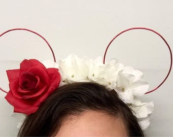 Mary Poppins Inspired Wire Disney Ears