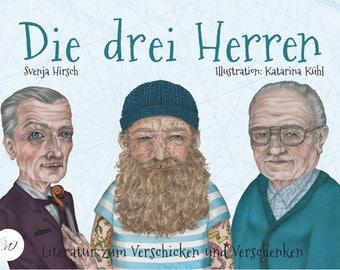 Chic book - the three men
