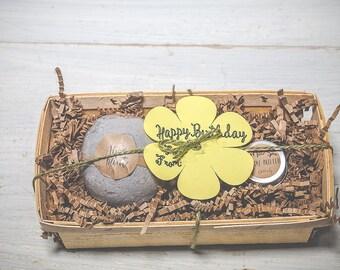 Spa gift set,spa birthday gift, birthday spa gift, spa set box, spa gift, bath bomb set, naturual bath fizzies, natural gift set