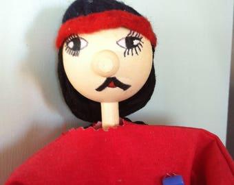 """Peter"" marionette"