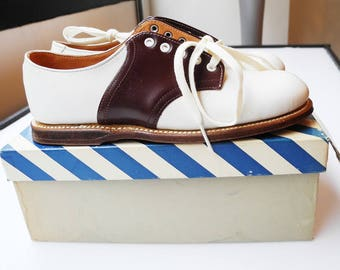 Child's leather derbies