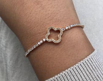 LEAF CLOVER bracelet