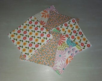 cotton cloth wipes reusable sponge