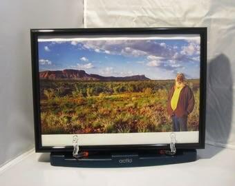 Ken Duncan photograph Haasts Bluff, NT, Australia- framed
