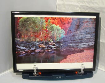 Ken Duncan photograph print Junction Pool, Karijini National Park, WA, Australia - framed