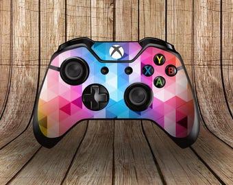Rainbow Triangles - Xbox Controller Skin