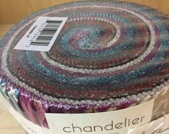 Chandelier (metallic) jelly roll