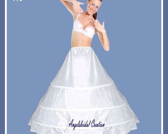 Petticoat, crinoline for wedding, bridal, party and ritual
