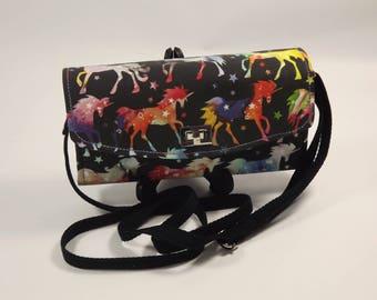 NCW, Necessary Clutch Wallet, Unicorns