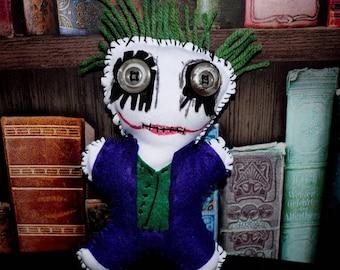 The Joker Inspired Doll