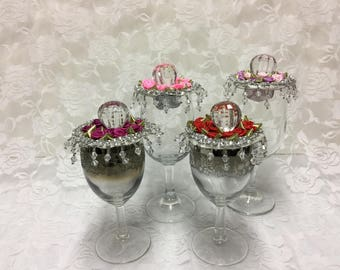 TipzyFly Wine Glass Cover MG#32