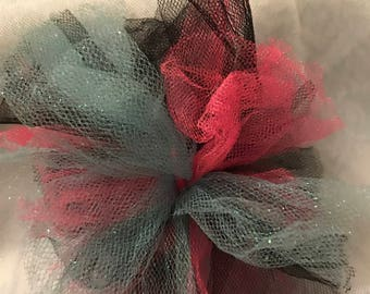 Poofy Tulle bows