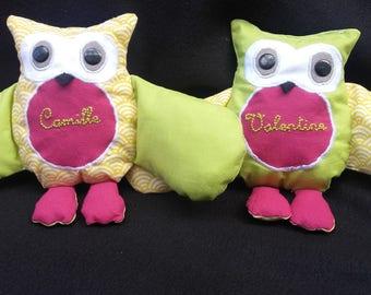 OWL with single name hand-made